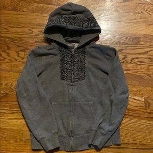 Roots athletic sweater